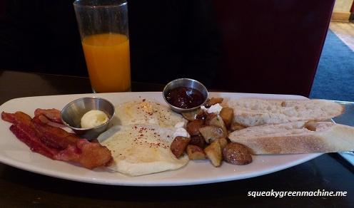 Classic Egg Breakfast