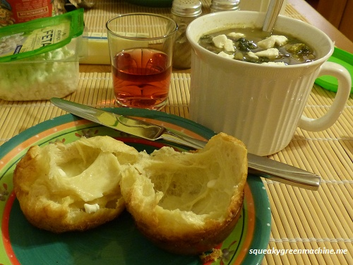 popover and soup