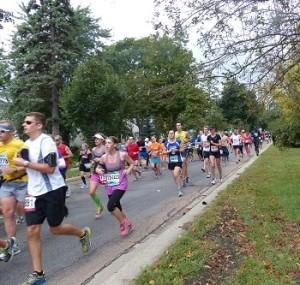 TC Marathon Runners