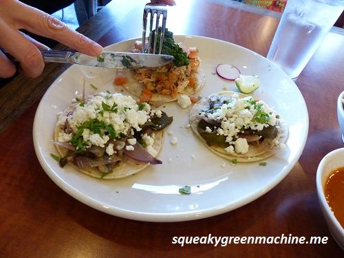 Taco Sampler