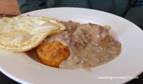 bisquits and gravy