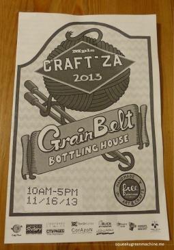 craft'za flyer