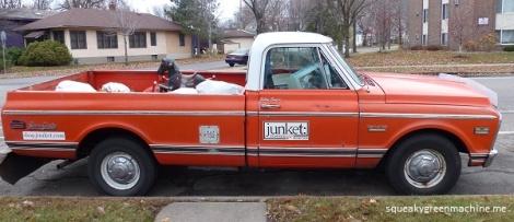 junket truck
