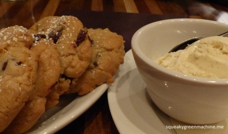cookies and icecream