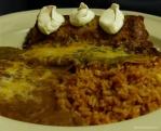 burrito and fajita