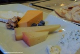 Our cheese plate appetizer