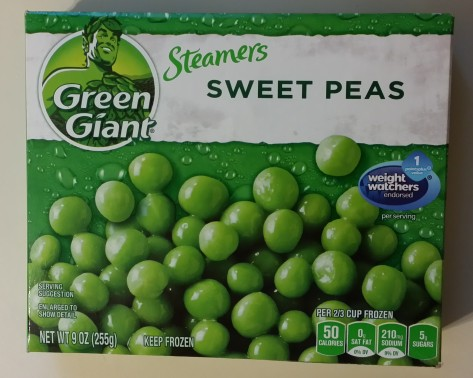 green giant peas