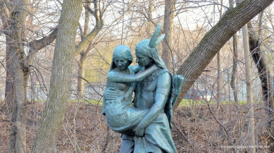 minnehaha and hiawatha