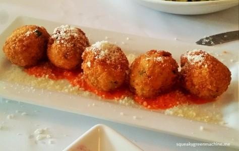 risotto balls