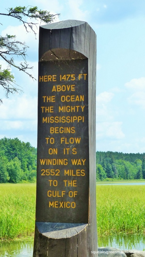 headwaters sign