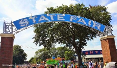 state fair sign