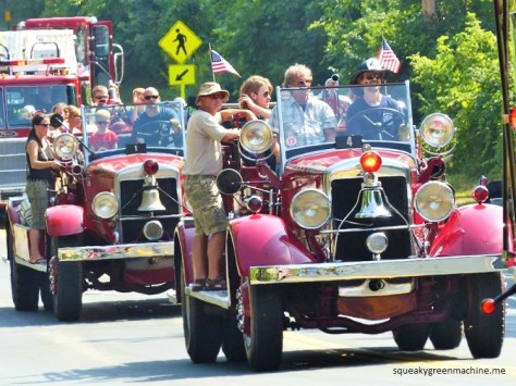 antique firetrucks
